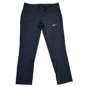 Nike Power Epic Run Compression Cropped Leggings S